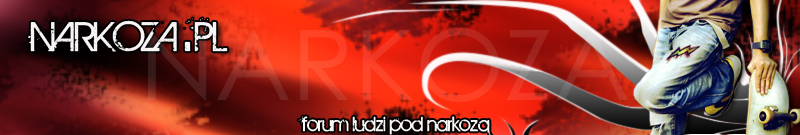 Narkoza.pl - Forum ludzi pod narkozą